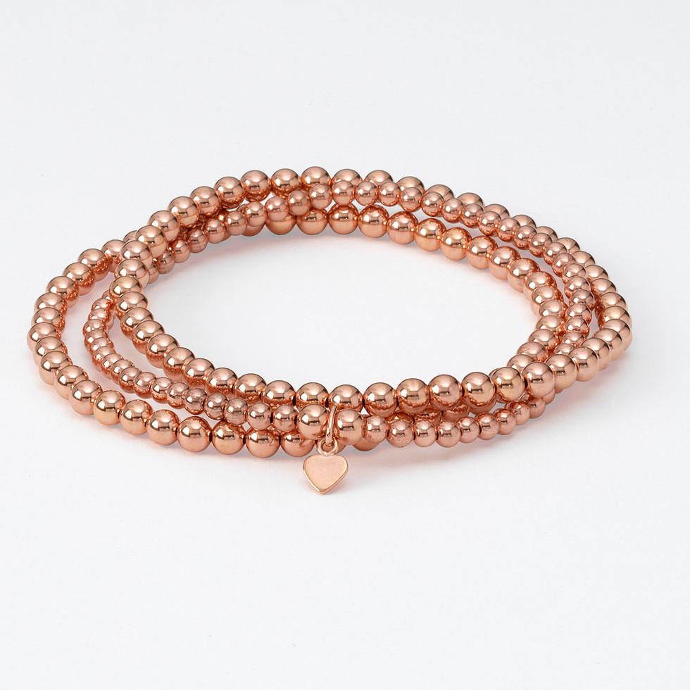 Rose Gold,Bracelets, Michael Prior Studio, Photography, Brackley