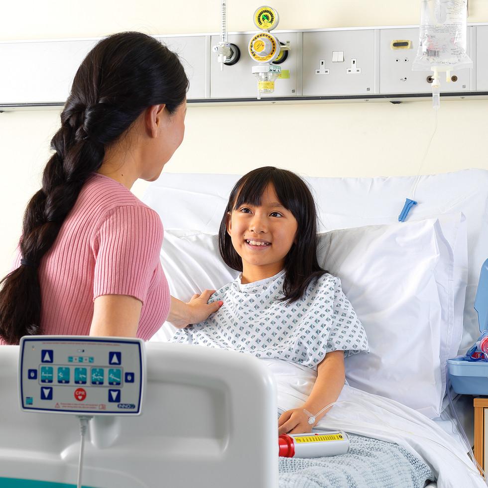 GSK, Hospital