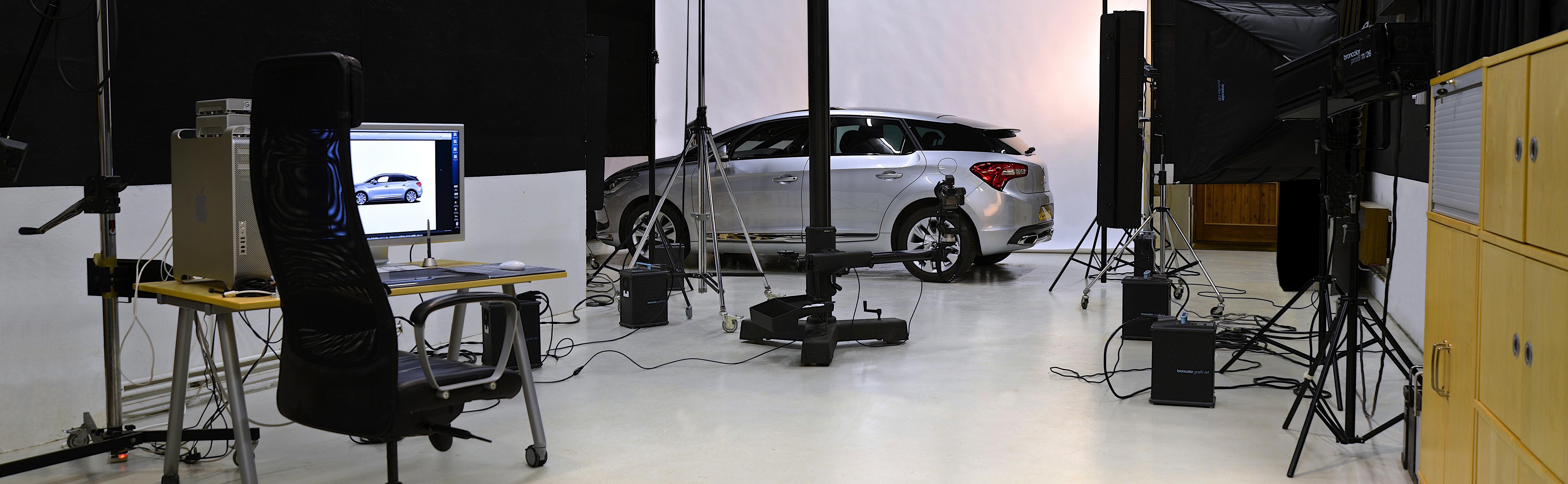 Michael Prior Studio Car