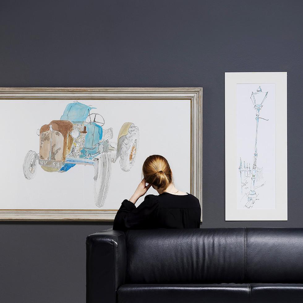 Art Gallery Set