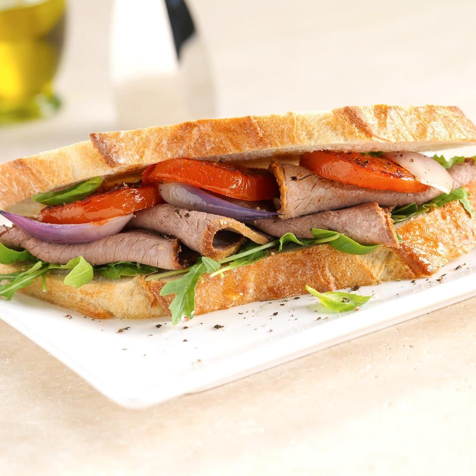 Seared Beef Sandwich