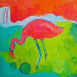 Flamingal