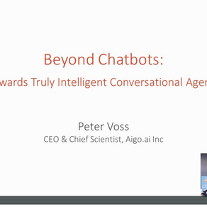 Beyond Bots and Towards Truly Intelligent Conversational Agents