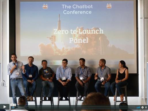 Zero to Launch Panel SF 2019