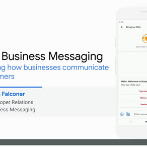 Google Business Messaging