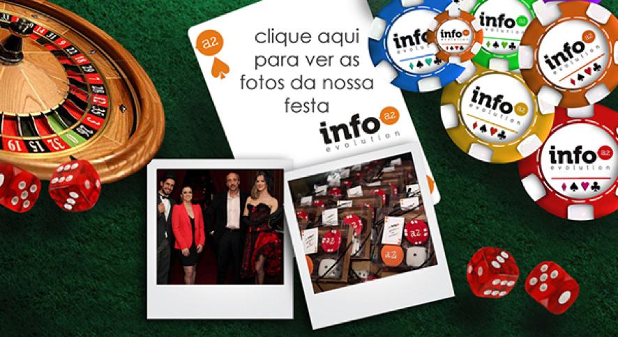 Veja as fotos da festa InfoA2 Las Vegas