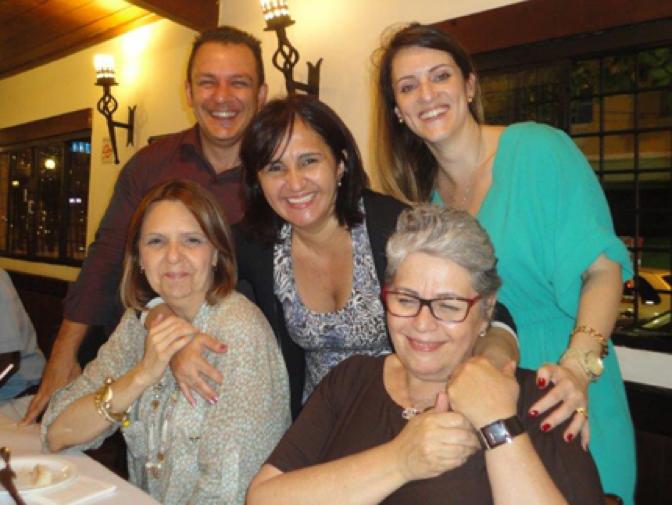 Happy Hour de fim de ano da equipe interna da InfoA2