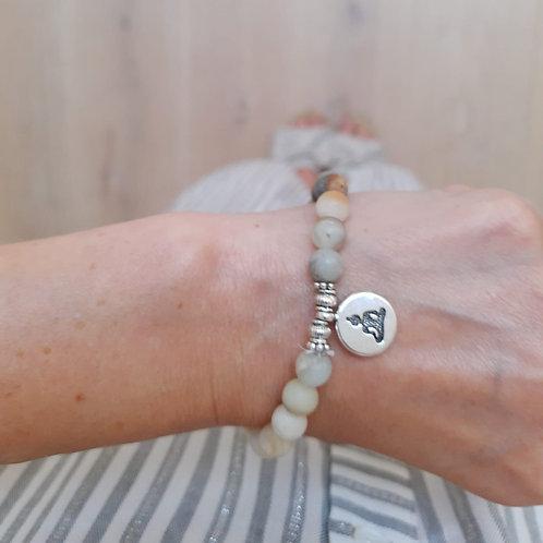 Mala Armband Buddha
