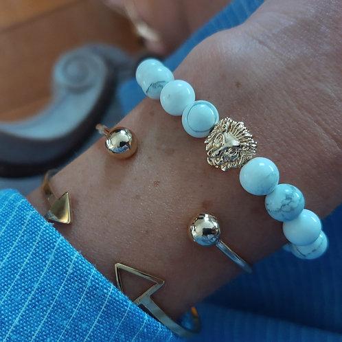 Leeuwenhart Armband