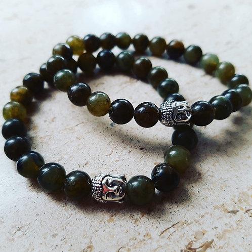 Black Pearl Buddha