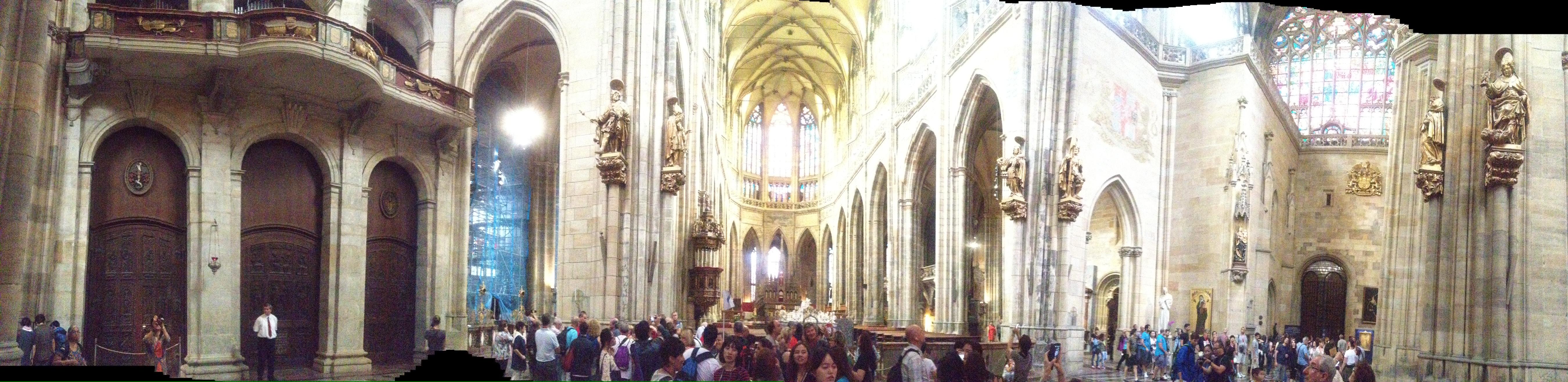 St. Vitas Church, Prague Castle