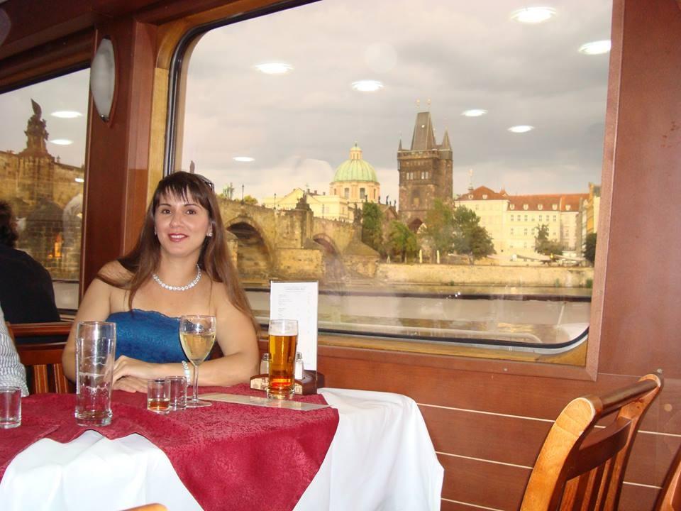 Boat Tour on the Vltava