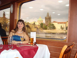 Boat Tour on the Vltava