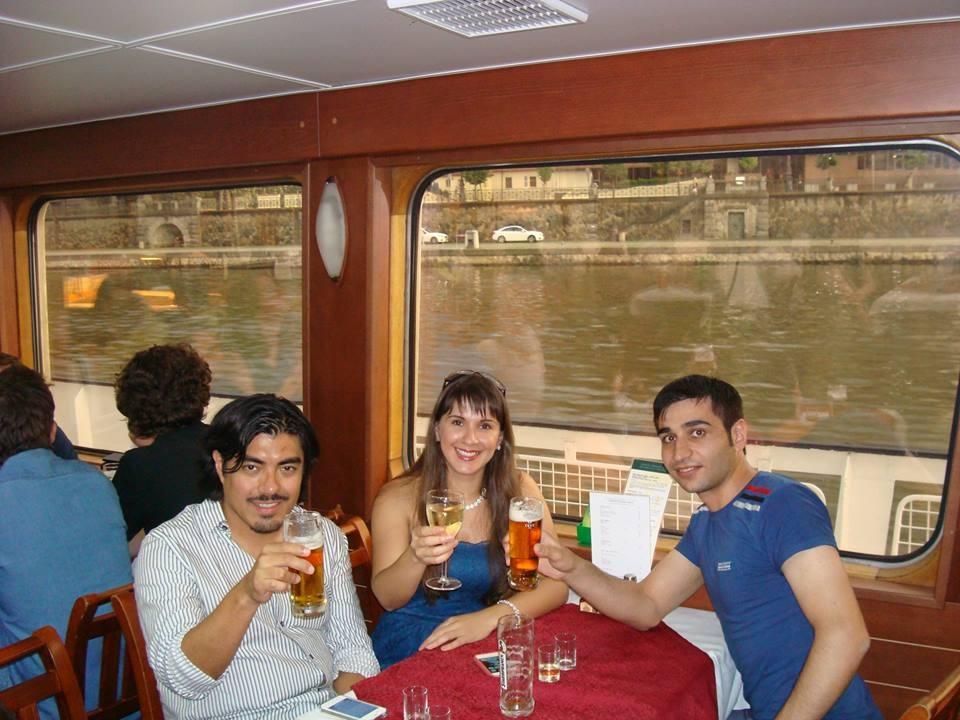 Boat Tour Vltava