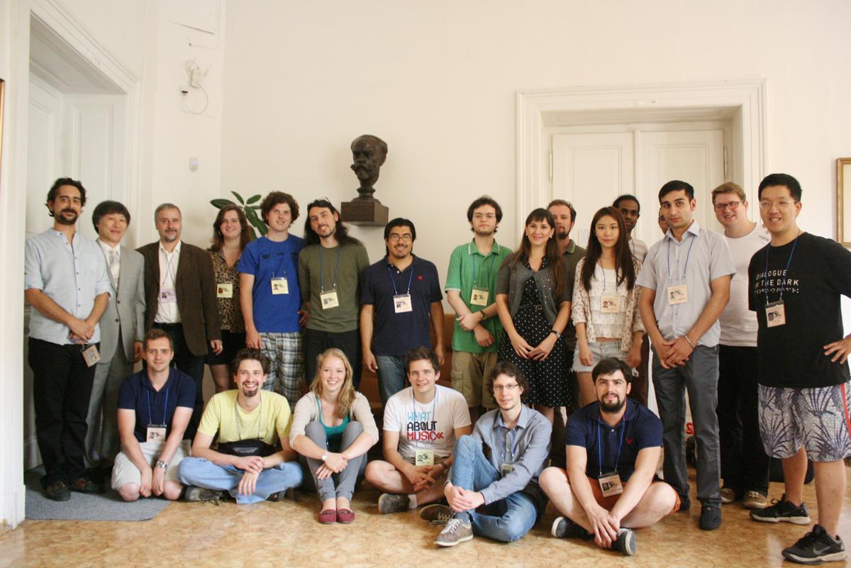 IADCC Group Photo