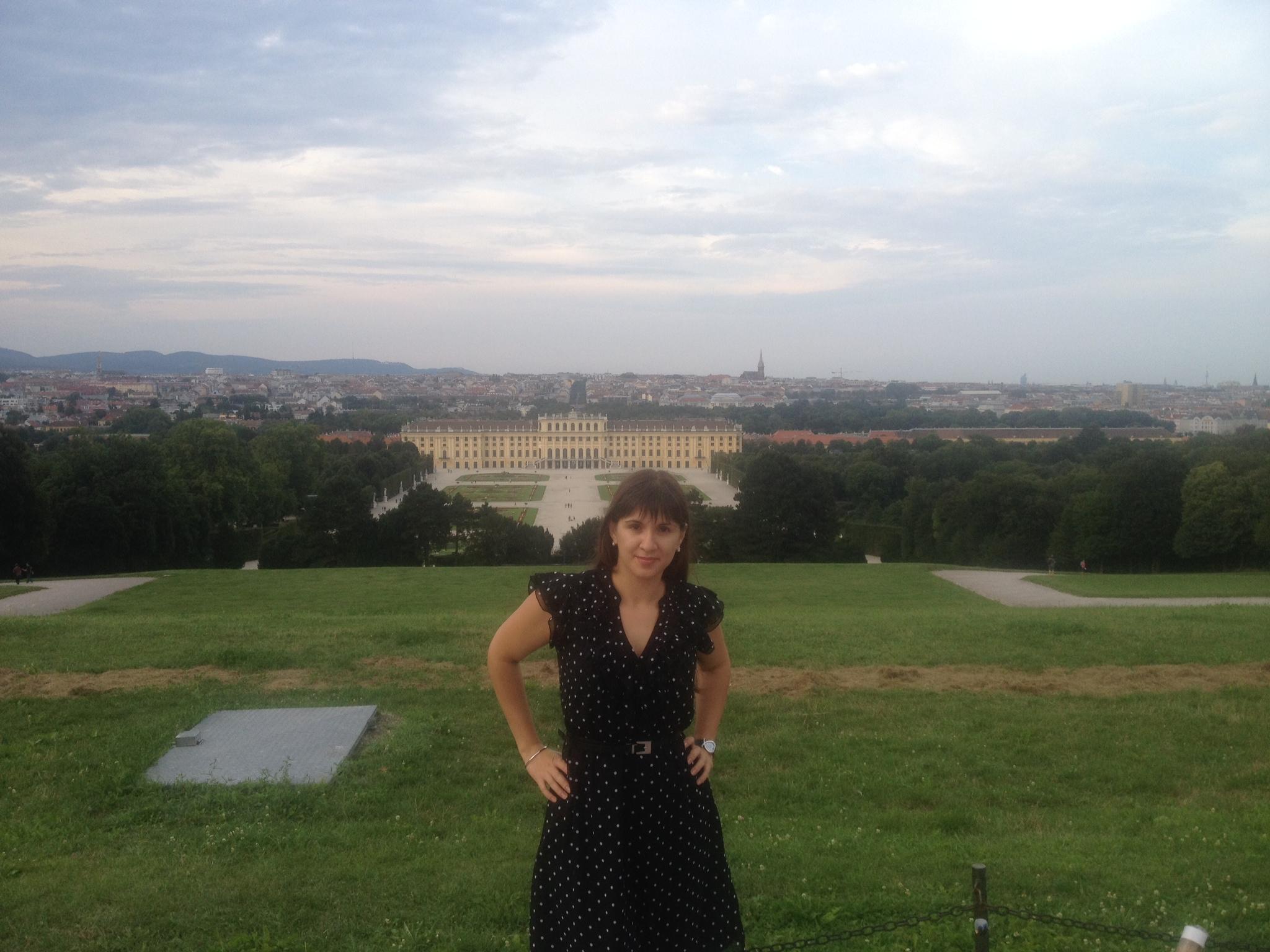 Schonbrunn Palace Gardens, Vienna