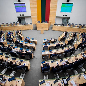Lithuanian government drops 2021 budget allocation for conference center