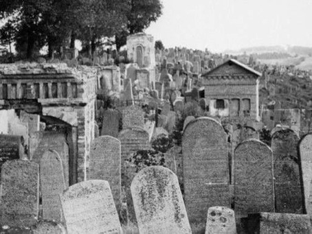 Legal Action over Project for Convention Center in the Heart of Old Vilnius Jewish Cemetery