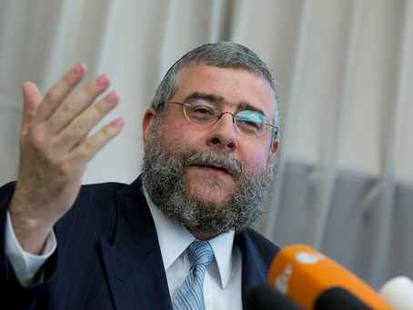 CPJCE stripped of authority by Conference of European Jewish Rabbis (CER)