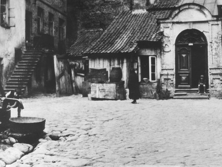 The Jews of Vilna at the Beginning of the 20th Century