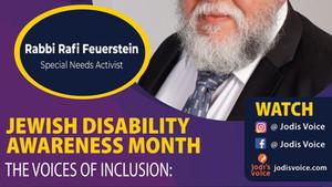 Meet Rabbi Rafi Feuerstein