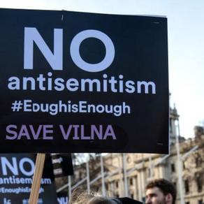 Jewish World in Push to Prevent Desecration of Jewish Cemetery