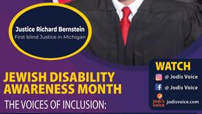 Meet Justice Richard Bernstein