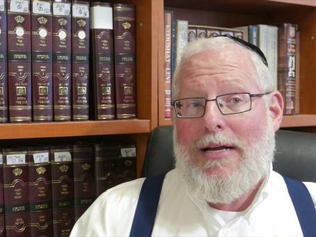 Rabbi Aba Wagensberg Men's Shiur on Parsha  Hashavua