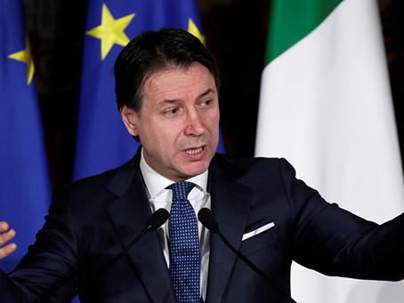Italian PM saves ancient Jewish graveyard from being destroyed
