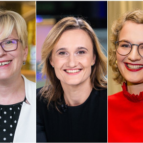 Lithuanian trio set to lead Baltic state to success