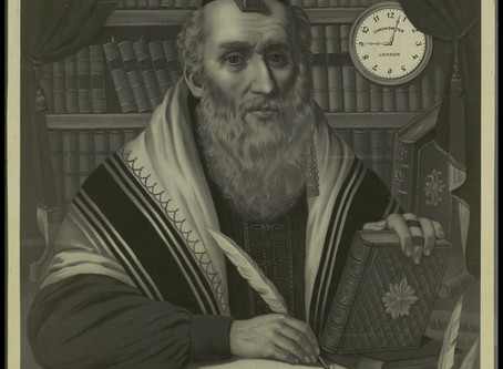 Rabbi points to sad irony which marks 300th year birth of Vilna Gaon