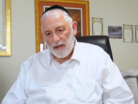 Rabbi gives insight to importance of preserving Shnipishok cemetery in Jewish law