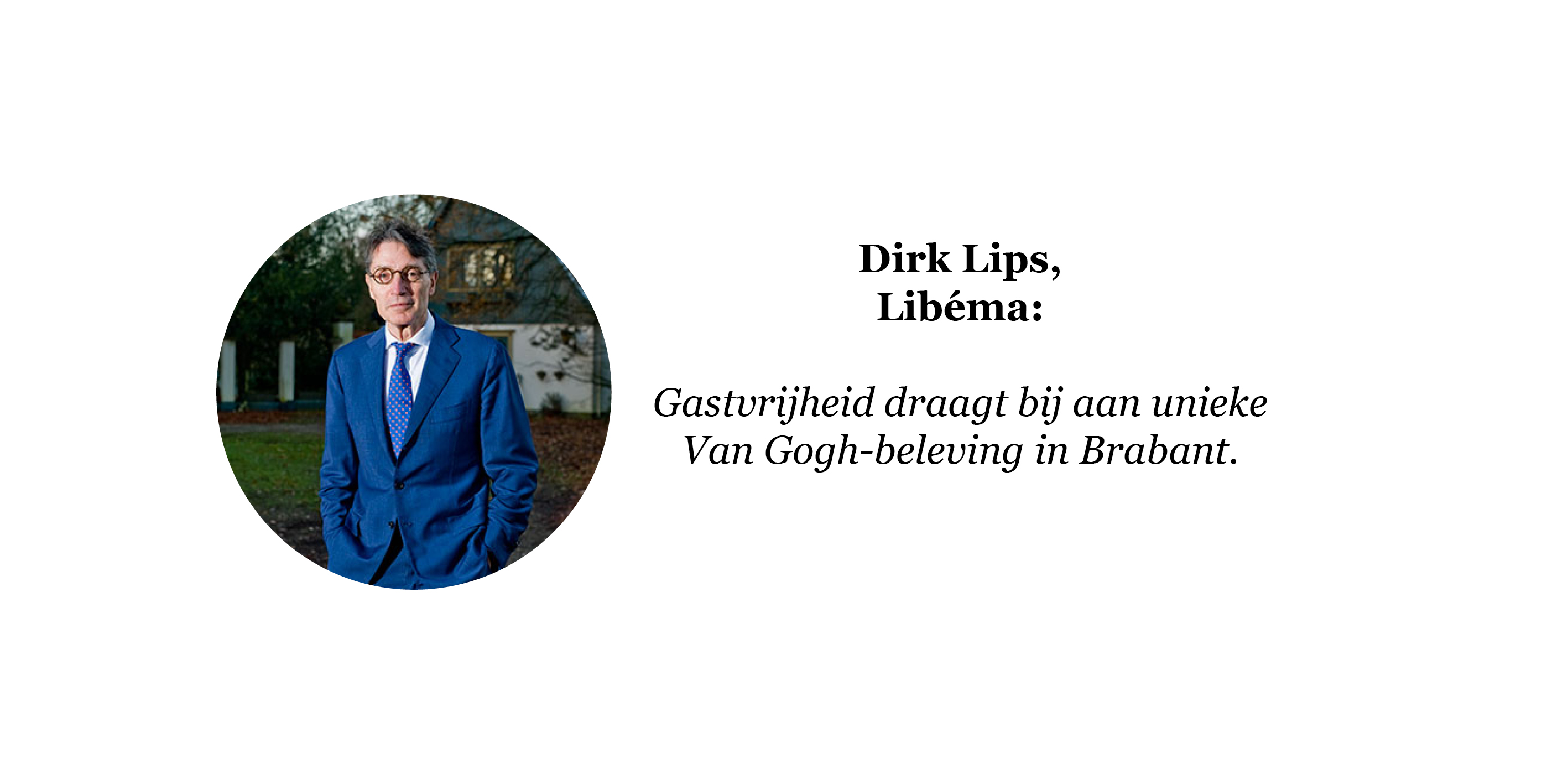 Quote Dirk Lips