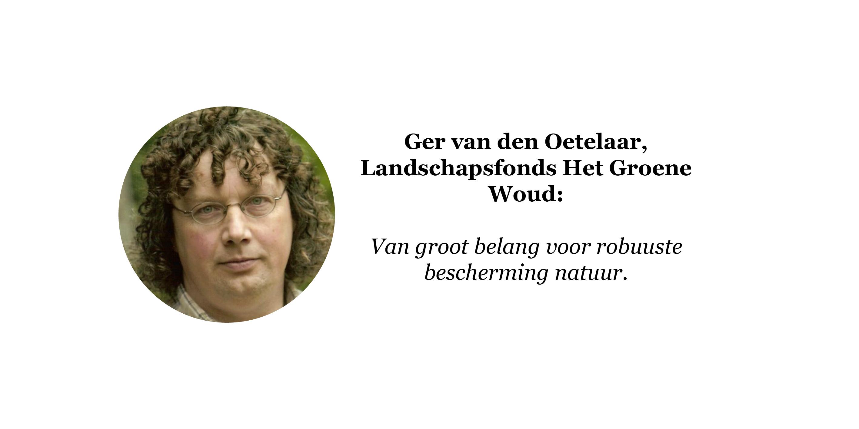 Quote Ger vd Oetelaar