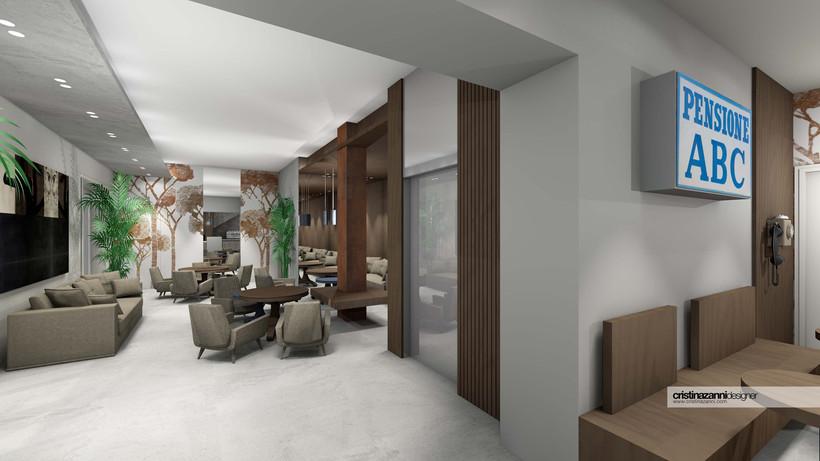 hotel abc_ pinarella cristina zanni designer