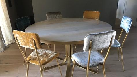 | mandame table