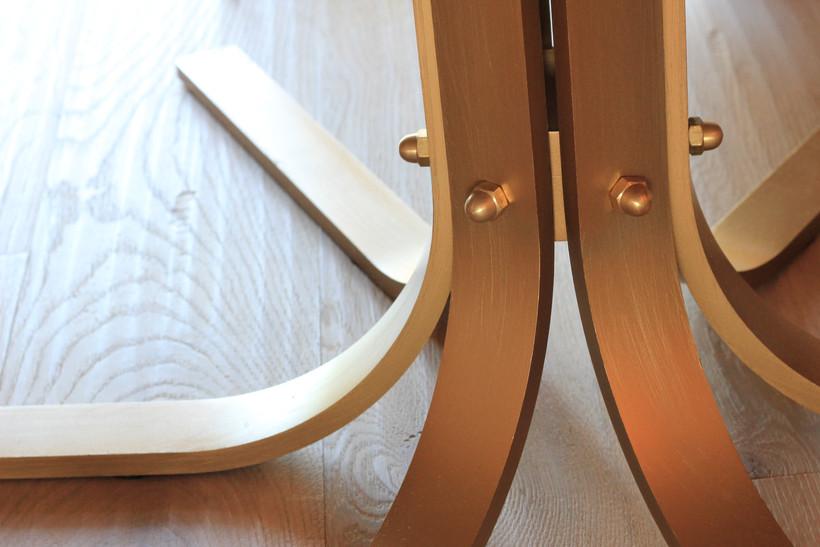 MADAME TABLE cristina zanni designer