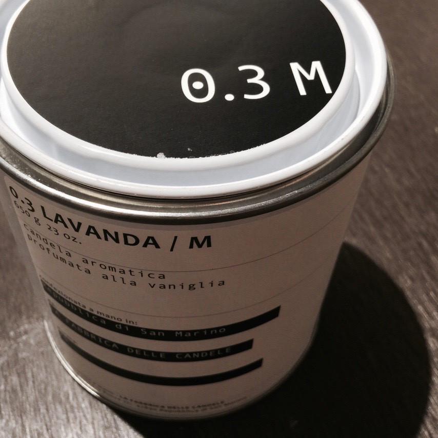Candele packaging cristina zanni designer