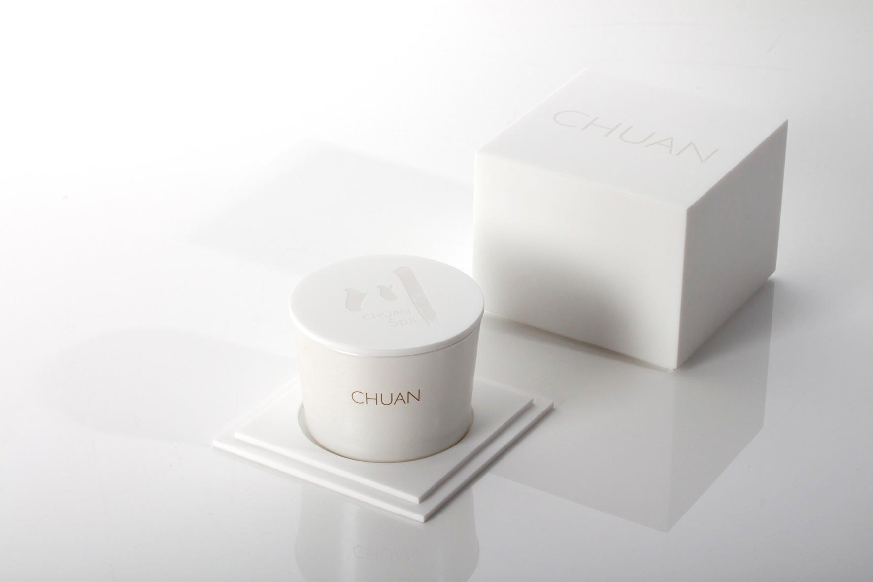 gift case for spa cristina zanni designer