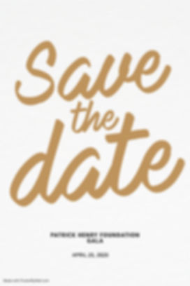 Copy of Save the Date Flyer Template - M