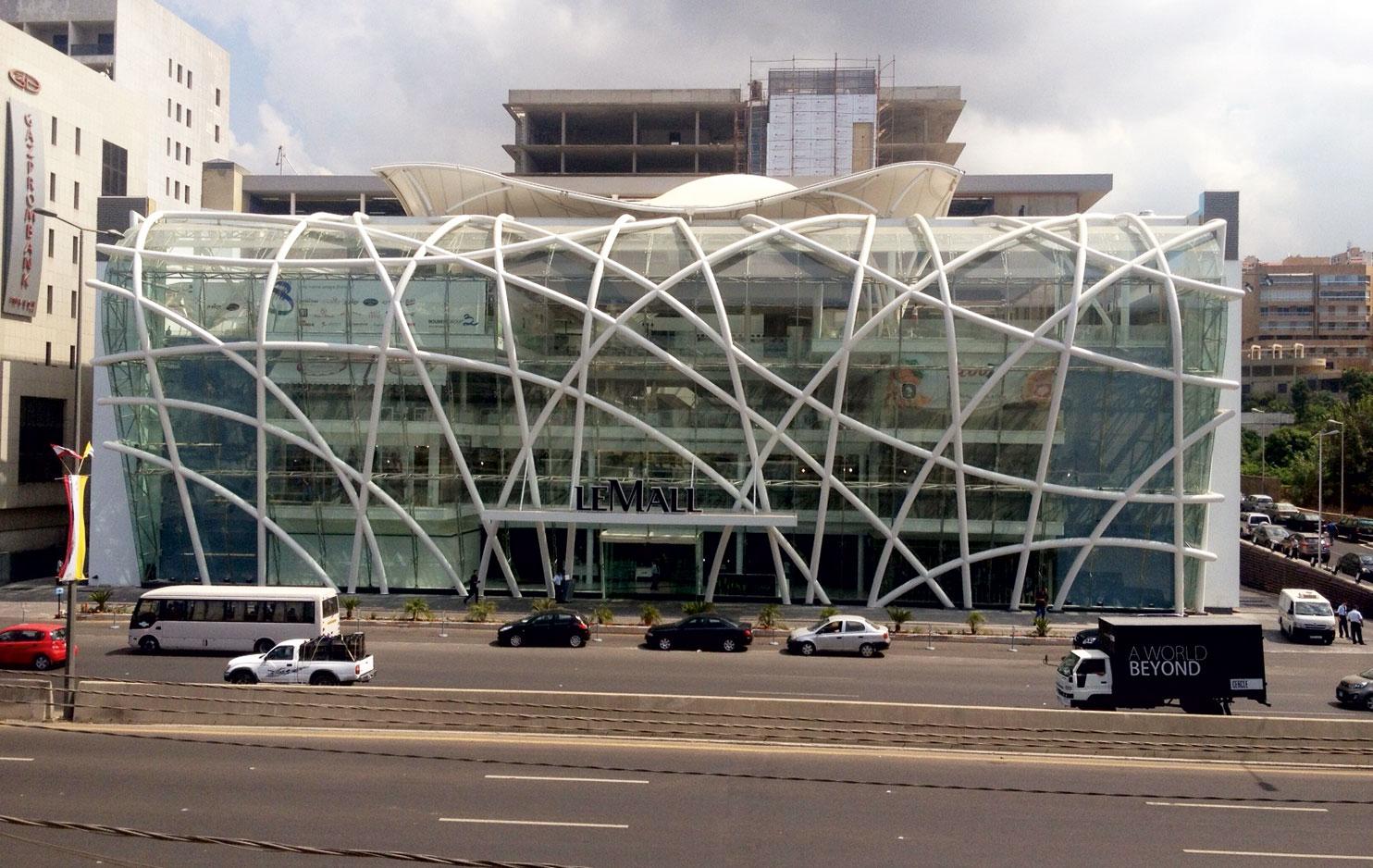 12. Le Mall - Dbayeh Lebanon 700 Sqm