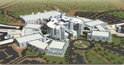 14. Al Wakra Hospital - Qatar
