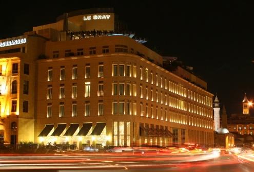 16. Le Grey Hotel - Beirut