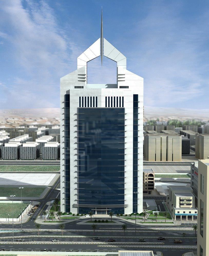17. Al Wassil Tower - Riyadh KSA