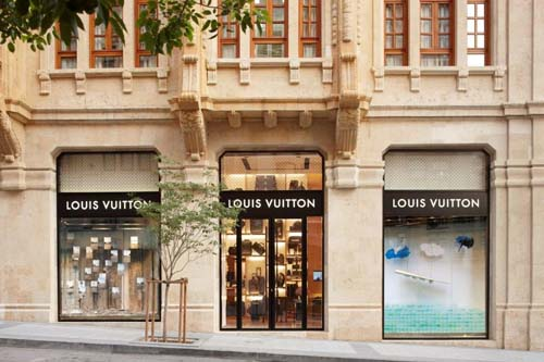 18. Louis Vuitton Beirut & Mumbai