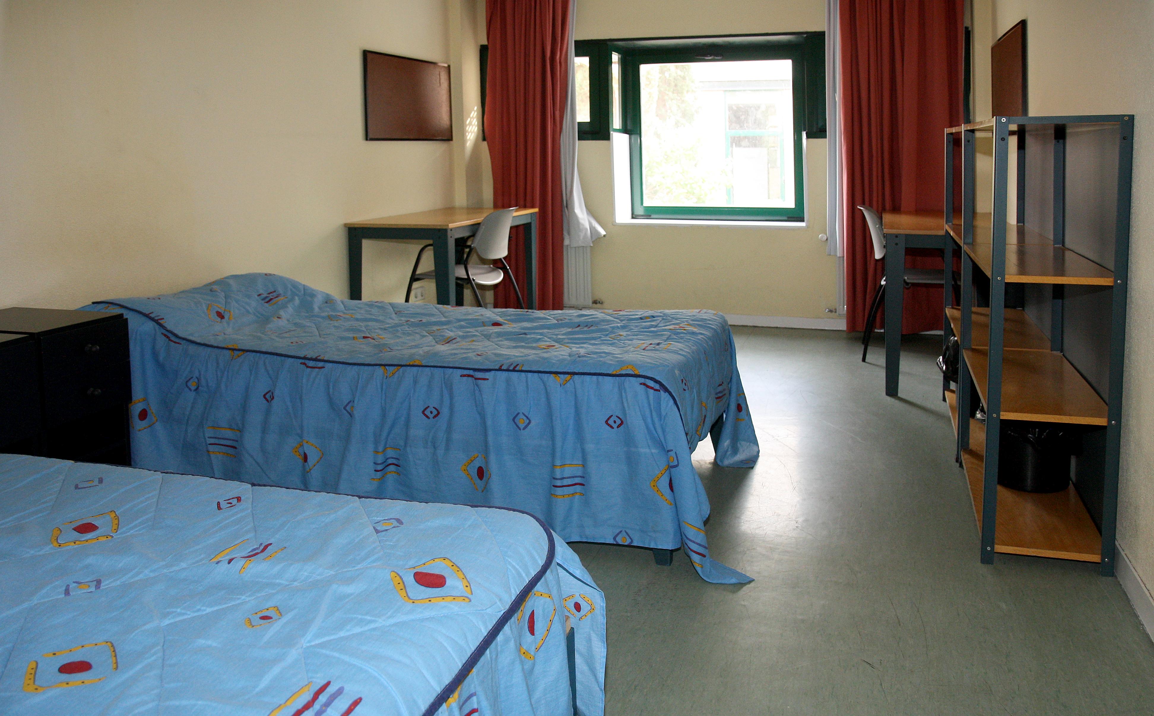 habitación desde la puerta