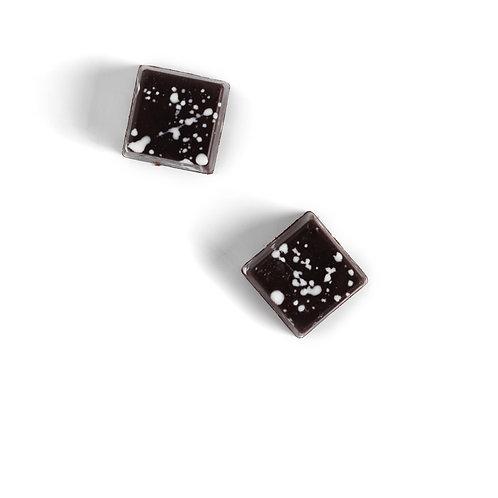 Bombón Macallan 12 single malt. Caja Noir Neuf (13 bombones)130g