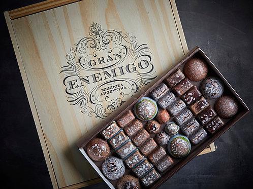 BOX PUROCACAO & GRAN ENEMIGO Cabernet Franc 500| Edición limitada