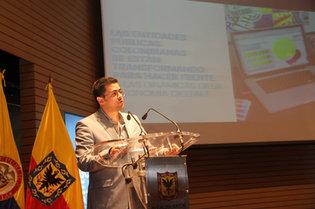 Evento Teletrabajo Alcaldía Mayor de Bogotá