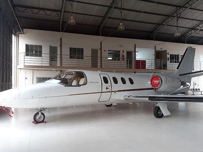 Cessna Citation 500 1984